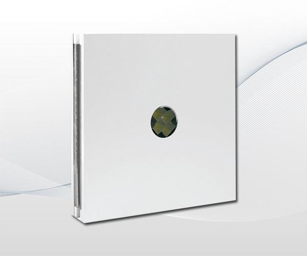 加强型铝蜂窝彩钢复合板